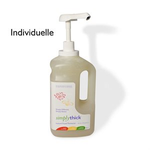 Bouteille Simplythick  /  64 oz